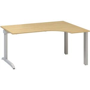 ALFA 300 stůl kancelářský 320, rohový pravý