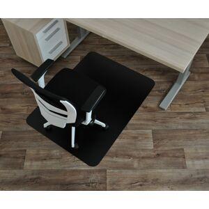 ALOX barevná podložka pod židle SMARTMATT 5090 PH-černá (120x90)