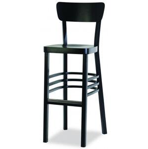 MI-KO barová židle NIKO masiv
