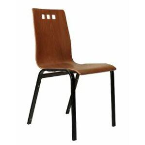 ALBA židle BERNI, kostra černá