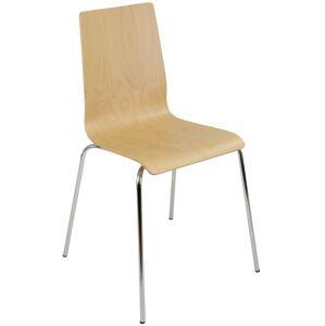 ALBA židle LILLY kostra chrom