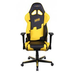 Herní židle DXRacer OH/RZ21/NY/NAVI, č. AOJ521S