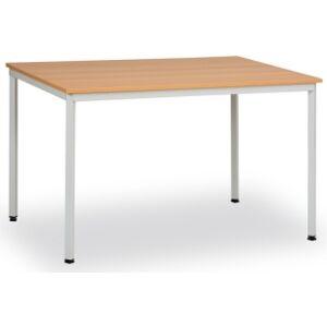 KOVO PRAKTIK Jídelní stůl 120 x 60 cm deska buk