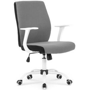 HALMAR kancelářská židle COMBO šedá