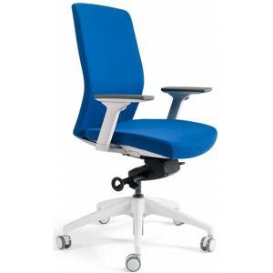 OFFICE PRO Kancelářská židle J2 White BP