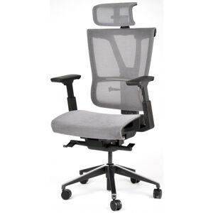 kancelářská židle MOTOSTUHL MISSION šedá