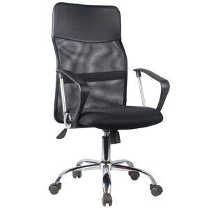 TEMPO KONDELA Kancelářská židle TC3-973M 2 NEW - černá