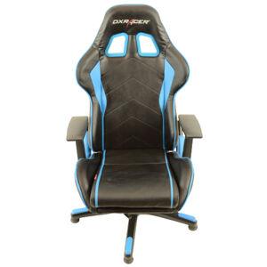 nízká židle DXRACER FS/FA08/NB, č. AOJ880