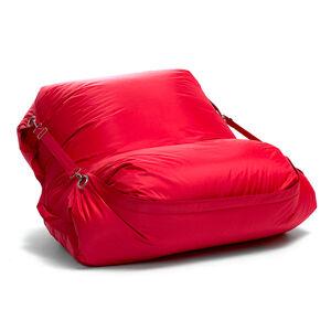 OMNIPULS Sedací pytel Omni Bag s popruhy Scarlet Rose 191x141