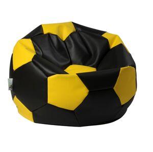 ANTARES sedací vak EUROBALL MEDIUM černo-žlutý