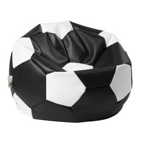 EL SAKE sedací vak EUROBALL velký, SK3-SK2 černobílý
