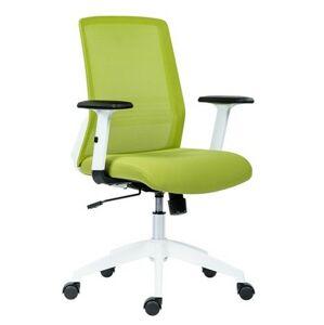 ANTARES Studentská židle Novello White