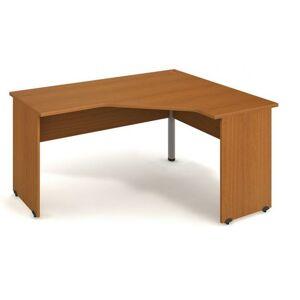 HOBIS Stůl pracovní tvarový GATE GEV 60 L, levý, 160*120cm