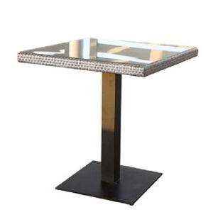 DIMENZA stůl BARCELONA - šedý