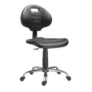 ANTARES Židle 1290 3109 PU NOR, chrom, kluzáky