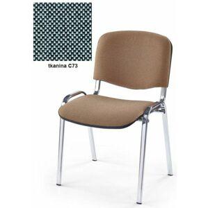 HALMAR židle ISO C-C73 šedá