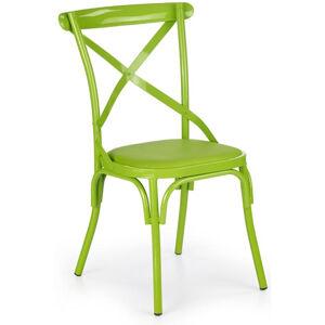 HALMAR židle K216 zelená