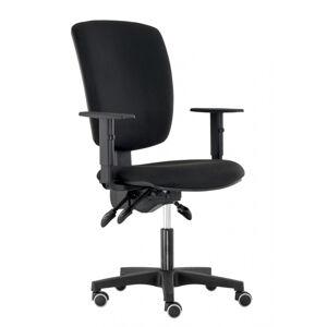 ALBA židle MATRIX ASYNCHRO-skladová BLACK 27