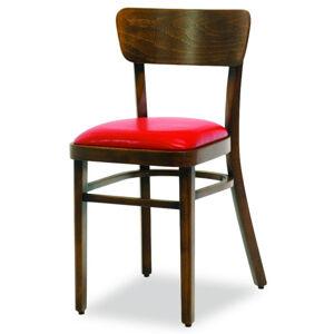 MI-KO židle NIKO čalouněná