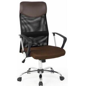 Halmar židle Vire hnědá