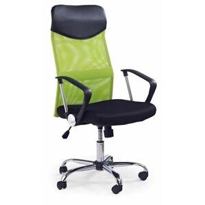Halmar židle Vire zelená